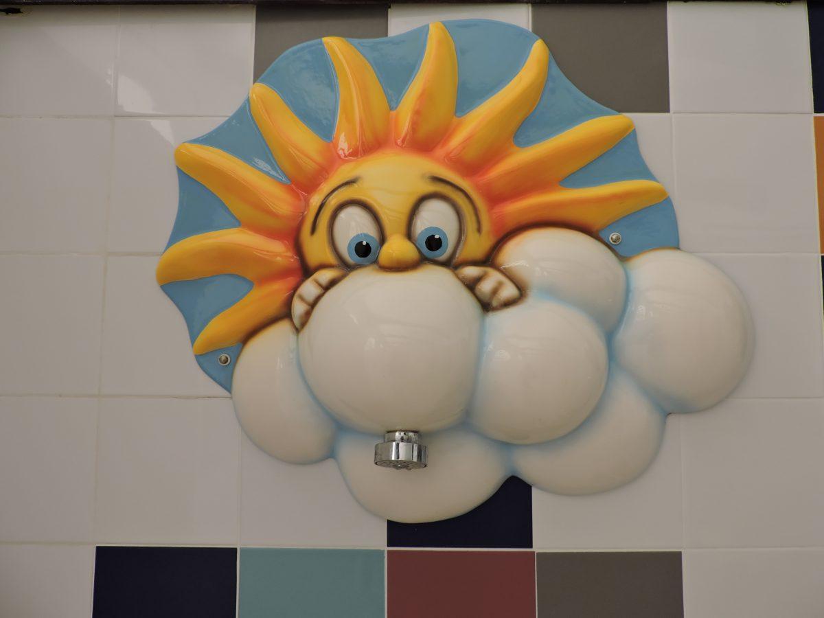 Los baños infantiles más molones de toda la geografía están en Navarra