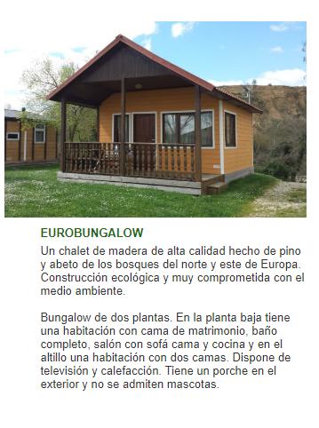 Eurobungalow Navarra