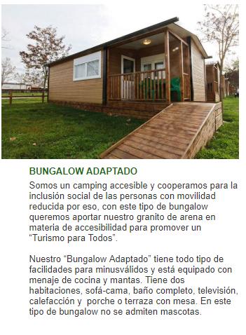 Bungalows Navarra