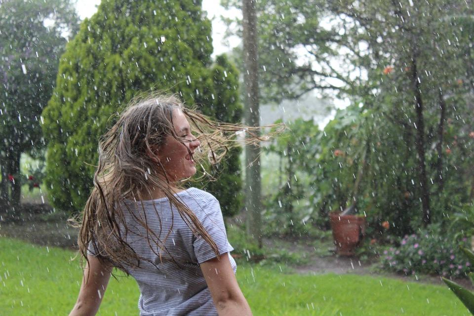 lluvia Camping El Molino