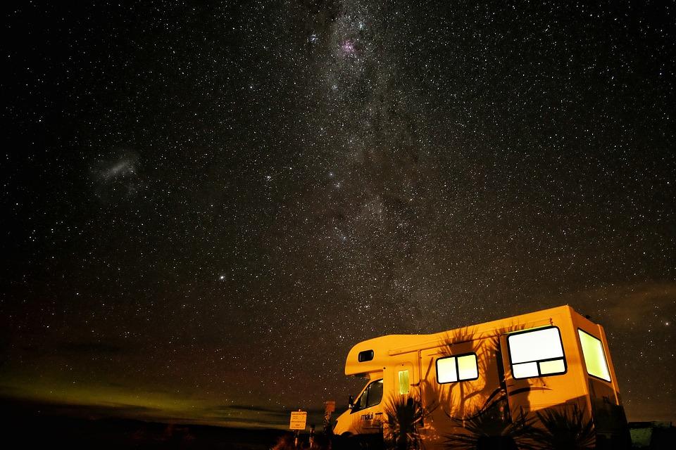 5 lugares junto a Camping el Molino para disfrutar de las Perseidas