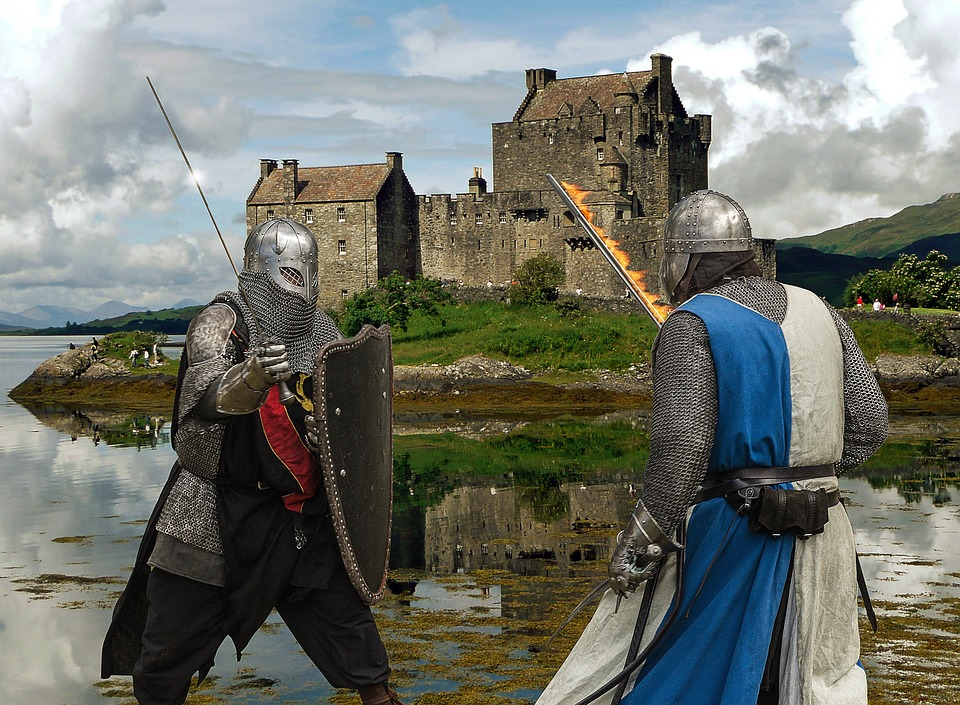 Viaje al medievo en las Fiestas Medievales de Olite