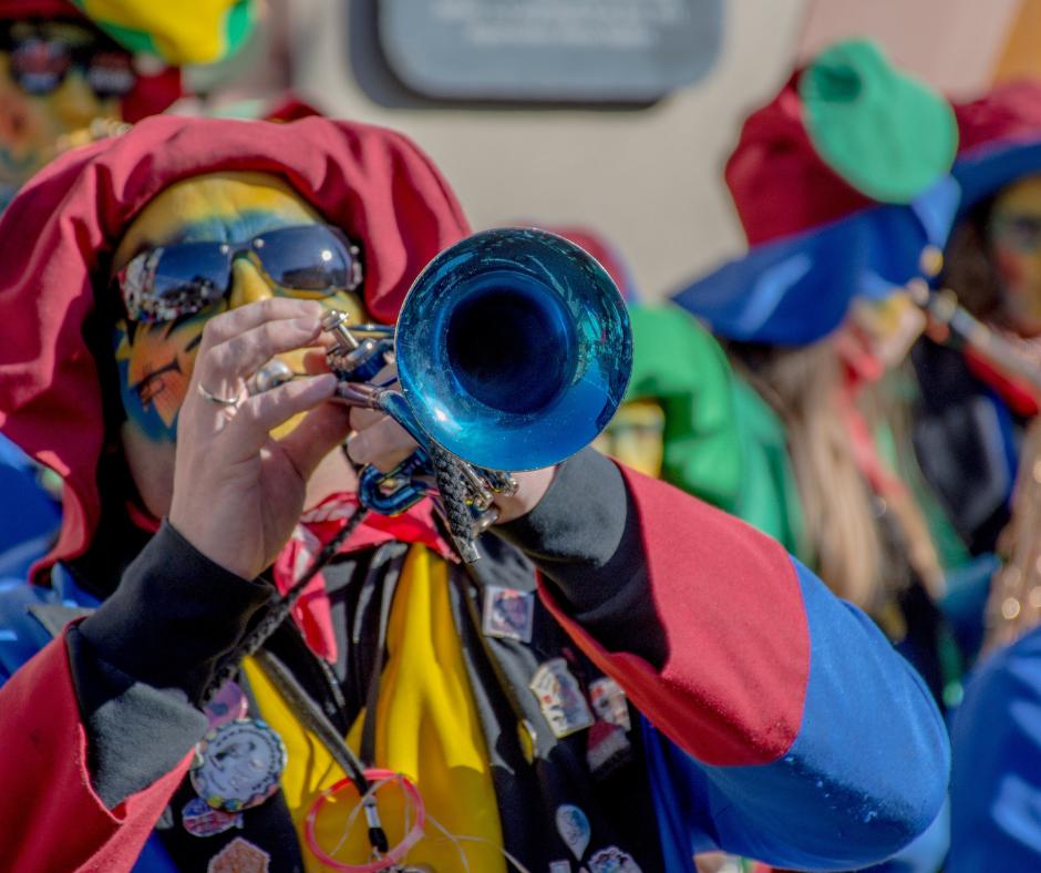 Fin de semana de Carnaval y de camping