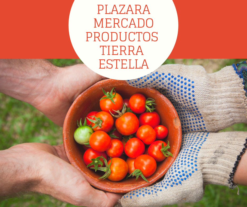 Plazara, el mercado de productos Tierra Estella