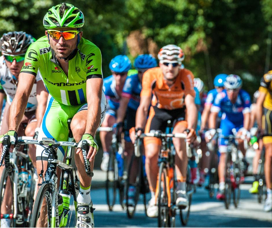 Si te gusta el ciclismo, vente a disfrutar del Gran Premio Miguel Induraín