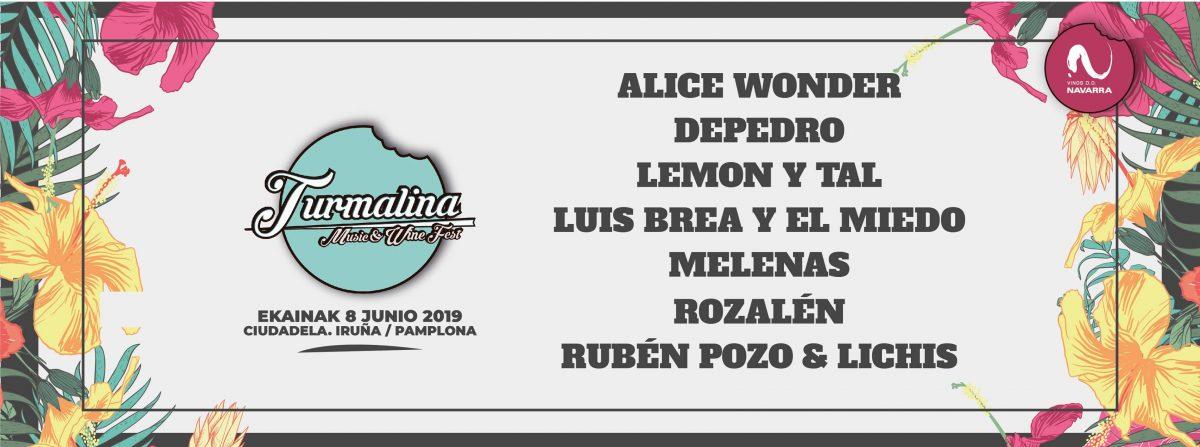 Turmalina Fest en Pamplona, una cita cultural y gastronómica que no os podéis perder