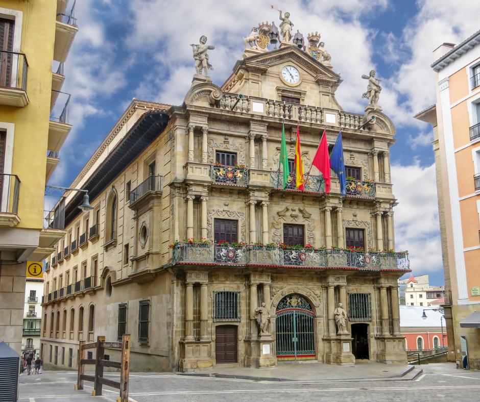 Ultimo fin de semana de junio en Pamplona