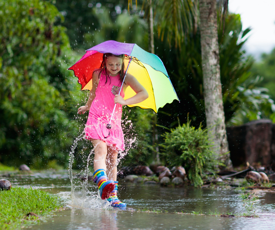 camping lluvia