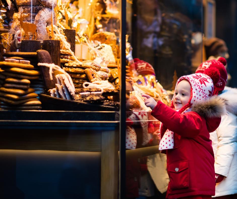 ¡La espectacular Navidad en Pamplona!
