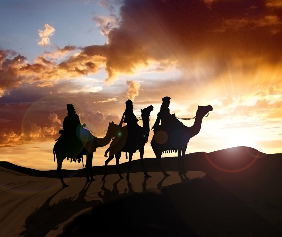 No pierdas la oportunidad de pedirle a sus Majestades los Reyes Magos de Oriente una escapada de camping