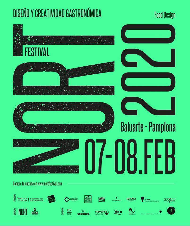 No te pierdas en Nort Festival en Pamplona, los días 7 y 8 de febrero