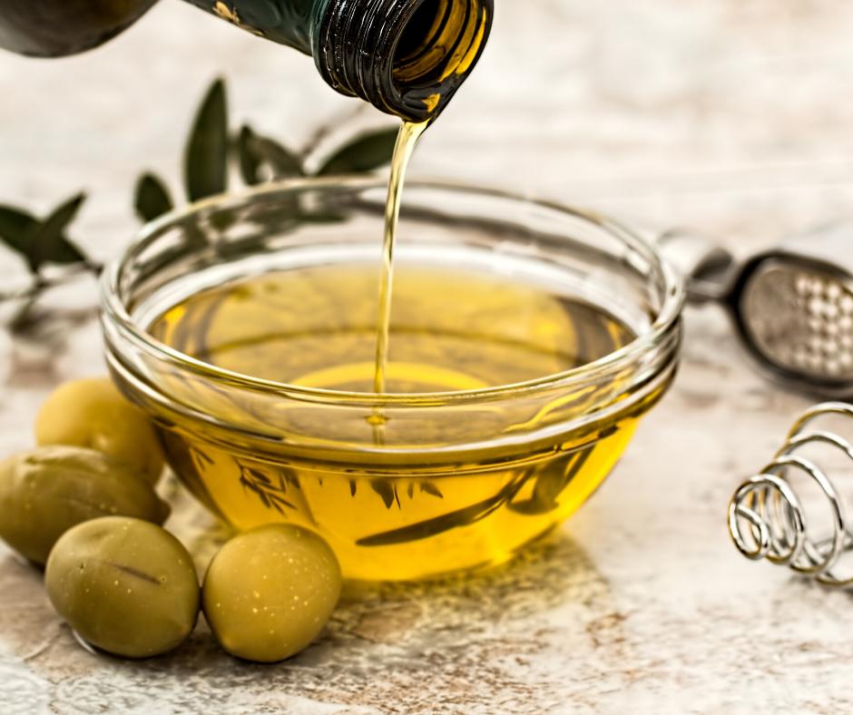 No hay nada como una buena tostada con aceite de oliva virgen extra