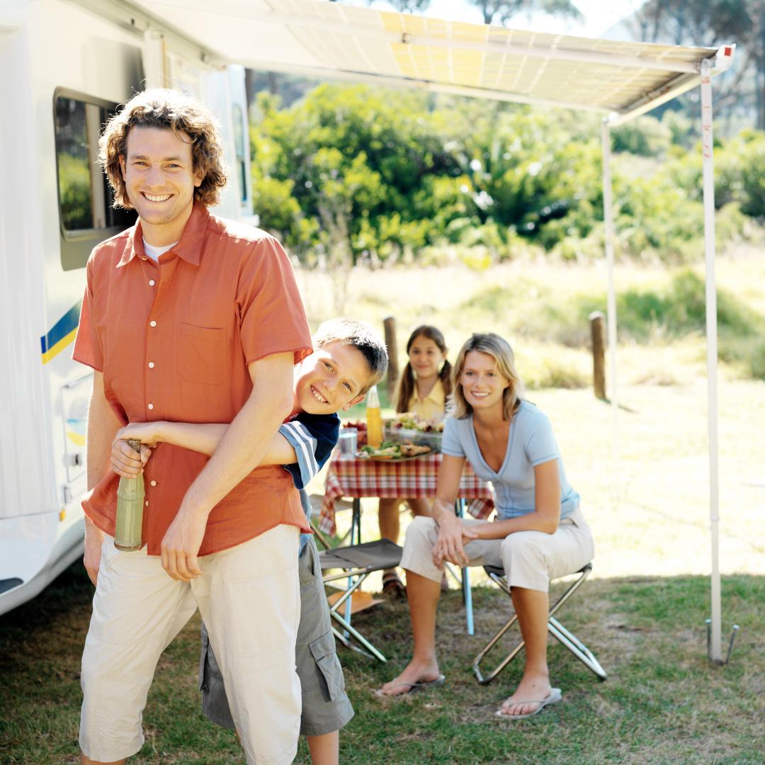 Soñando con las vacaciones de camping de 2021