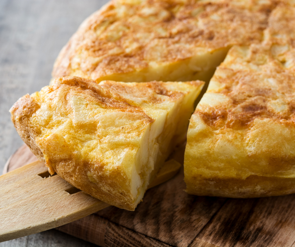 ¡Buenísima la Tortilla de Navarra, no te pierdas este evento-concurso!