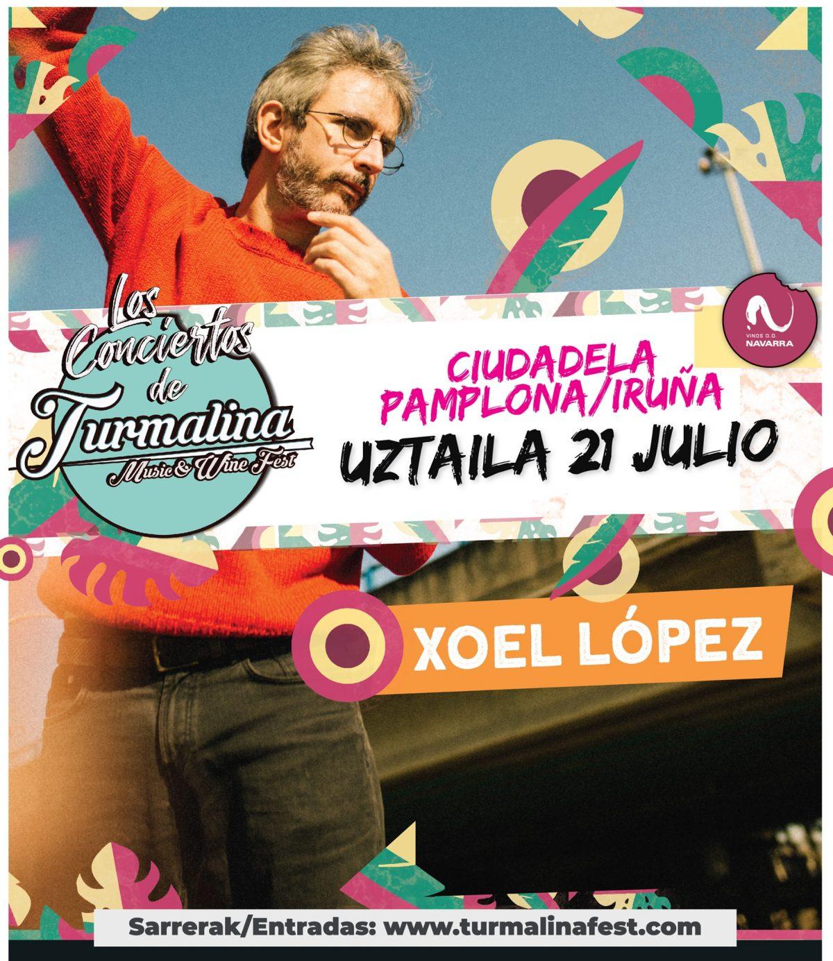 Turmalina Music & Wine Fest llega a Pamplona