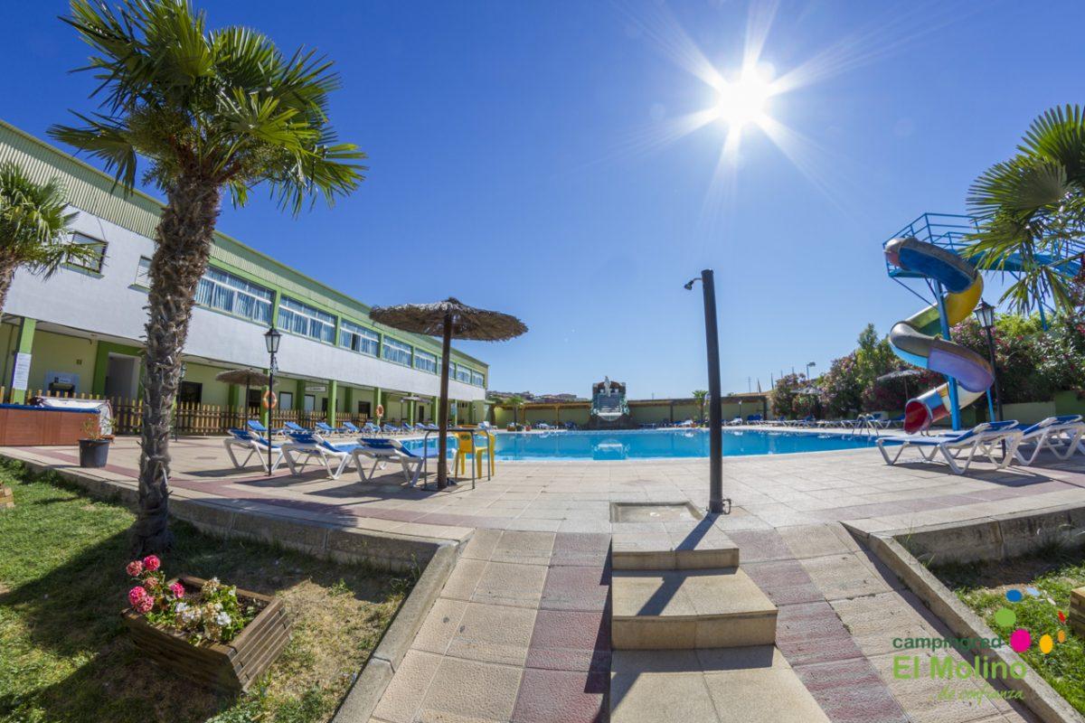 Estrenamos nueva aplicación web para la entrada a la piscina los fines de semana